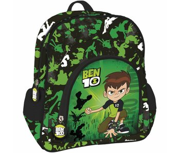 Ben 10 Backpack 30 cm Hero Time
