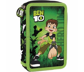 Ben 10 Filled Pencilcase Hero Time