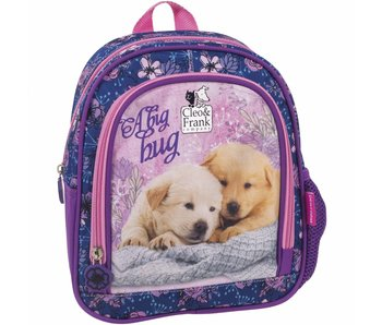 Cleo & Frank Rucksack Puppy Friends 25 cm