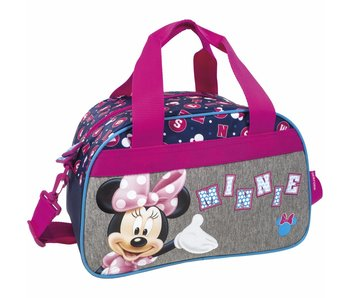 Disney Minnie Mouse Sporttas Cute 33 cm