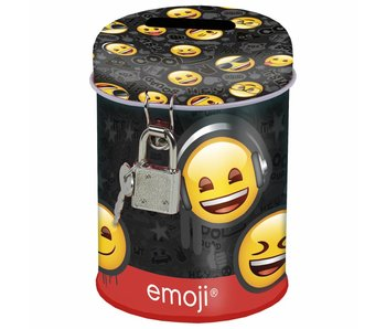 Emoji Moneybox Cool Squad