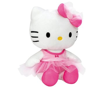 Hello Kitty Stuffed toy Ballerina 27 cm