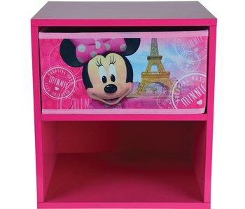 Disney Minnie Mouse Nachttisch mit Schublade