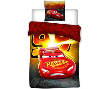 Disney Cars Bettwäsche 140x200 + 63x63