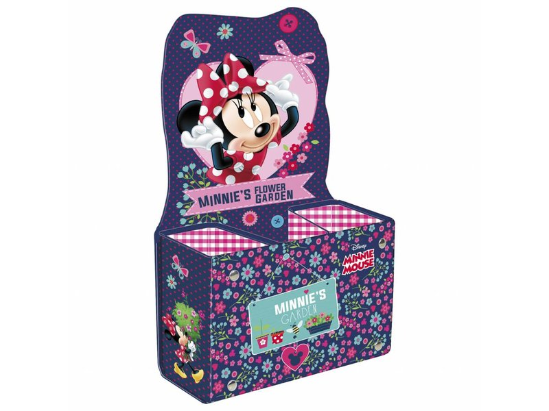 Disney Minnie Mouse Garden - Pennenbak - Multi