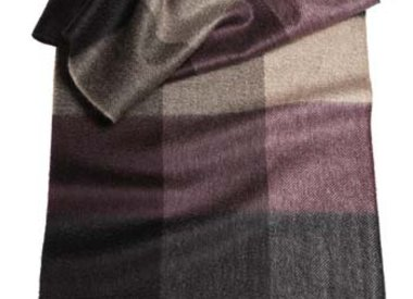 Schals gemustert