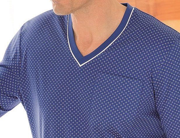 Novila    Herren Schlafanzug Gr.46-64 Novila SIR 8090/61.105