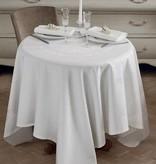 Garnier Thiebaut GT Tischdecke Comtesse blanc