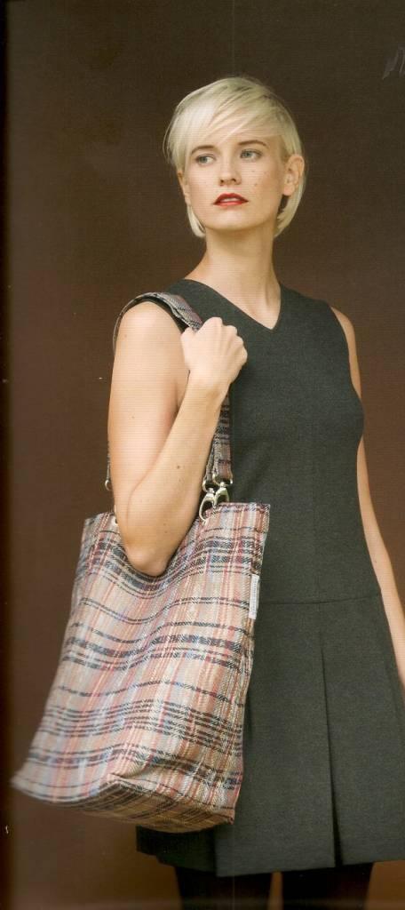 Leitner Leitner Shopper - schöne Tasche aus Leitner Leinen -Des.261-89