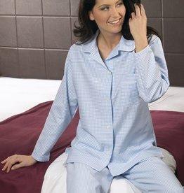 Novila Damen Schlafanzug  Petra 8680 Gr.36-46