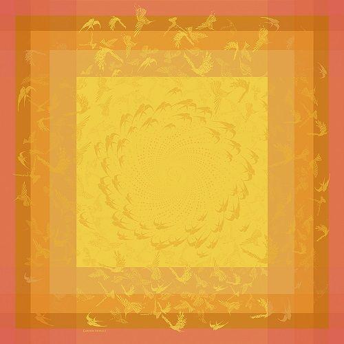 Garnier Thiebaut  Garnier Thiebaut Tischdecke Envolee soleil