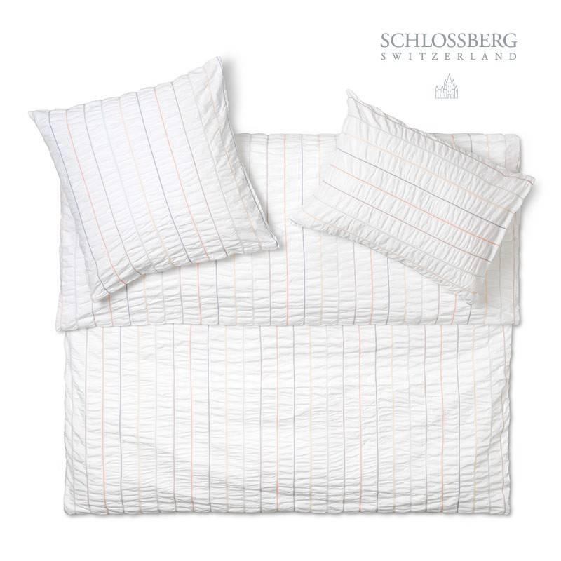 Schlossberg   Schlossberg Nelson Seersucker buntgewoben