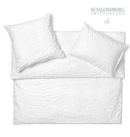 Schlossberg Schlossberg Nelson Seersucker weiß