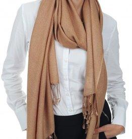 Original Pashmina Schal 70x200 cm - beige
