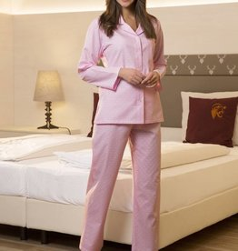 Novila NOVILA Damen Pyjama Petra 8202 rose