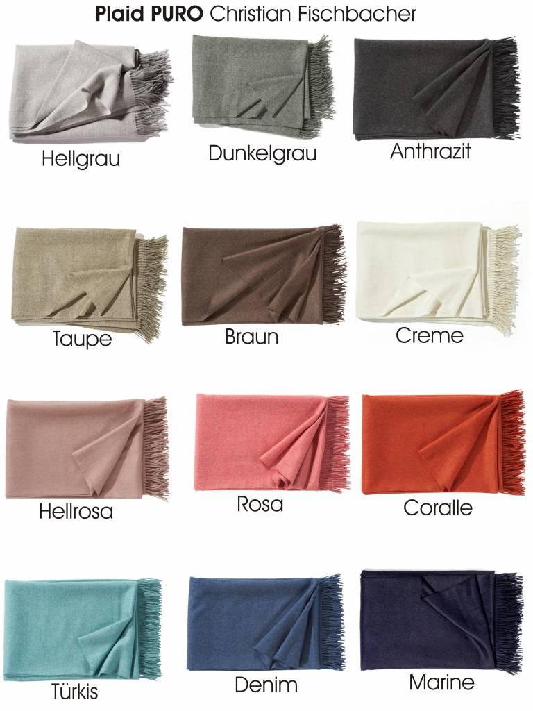 Puro Plaid Christian Fischbacher Textile Traume Textile Traume