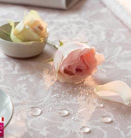 Garnier Thiebaut GT Tischdecke abwaschbar  Mille Charmes  rose