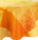 Garnier Thiebaut     GT Tischdecke abwaschbar  Mille Couleurs soleil