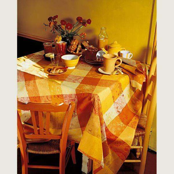 tischdecke abwaschbar garnier thiebaut mille coleurs soleil textile tr ume edle heimtextilien. Black Bedroom Furniture Sets. Home Design Ideas