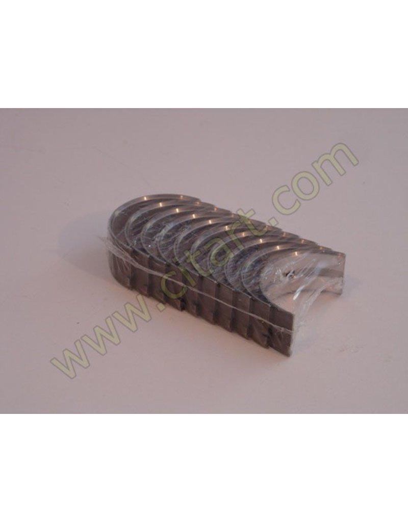 Crankshaft bearings 66- 0,25mm 5 paliers Nr Org: DX113038A