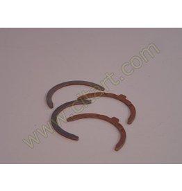Cossinets axial vilebrequin (demi-joues) 66- 3,16 5 paliers - 2 pièces