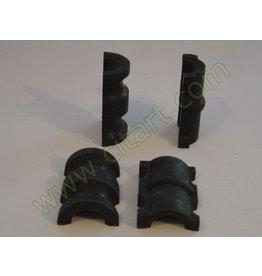 Caucho suspension caja velocidas - 2 piezas