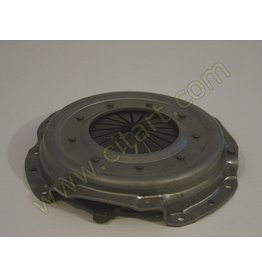 Clutch mechanism driving plate