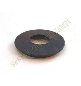 Collar de caucho de tubo llenado negra