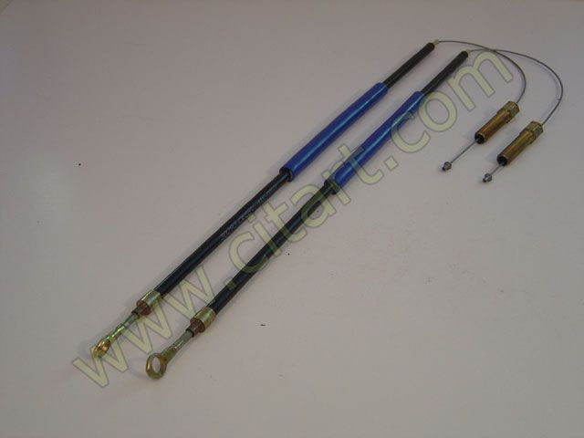 Accelerator cable Nr Org: DX142325A