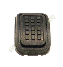 Rubber pad parking brake pallas
