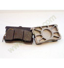 Brake pads 66- - 4 parts
