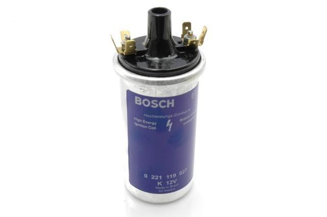 Bobine allumage sans résistance 12V Bosch Nr Org: DM212088