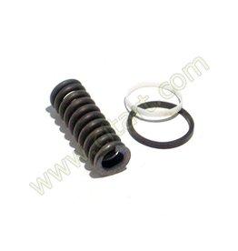 Seal + sliding seal + spring piston 24mm