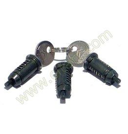 Door lock -72 - 3 parts