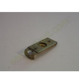 Lock with spring bonnet -68
