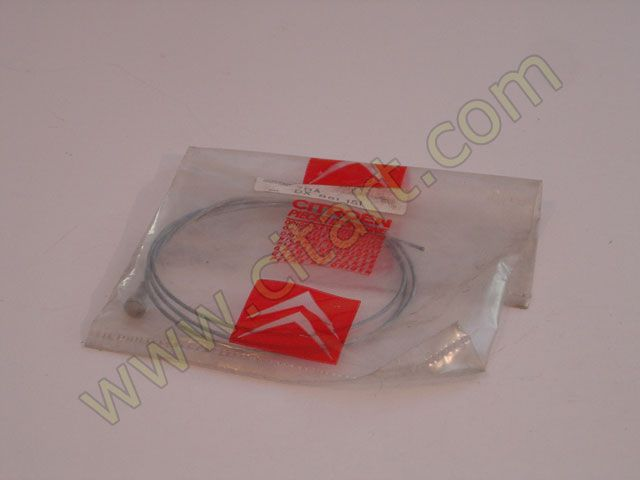 Cable bonnet lock Nr Org: DX861151