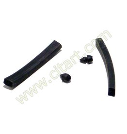 Rubbers lid for filler tube - 2 parts