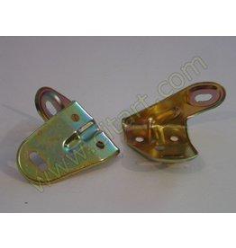 Soporte parachoques delantera izquierda Inox 68-