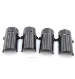 Medio-cojinete de barre estabilizadora - 4 piezas