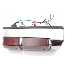 Tail light complete left pallas 70-