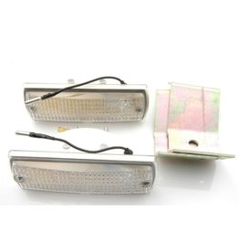 Reversing lights + lugs 73-75 - 2 parts
