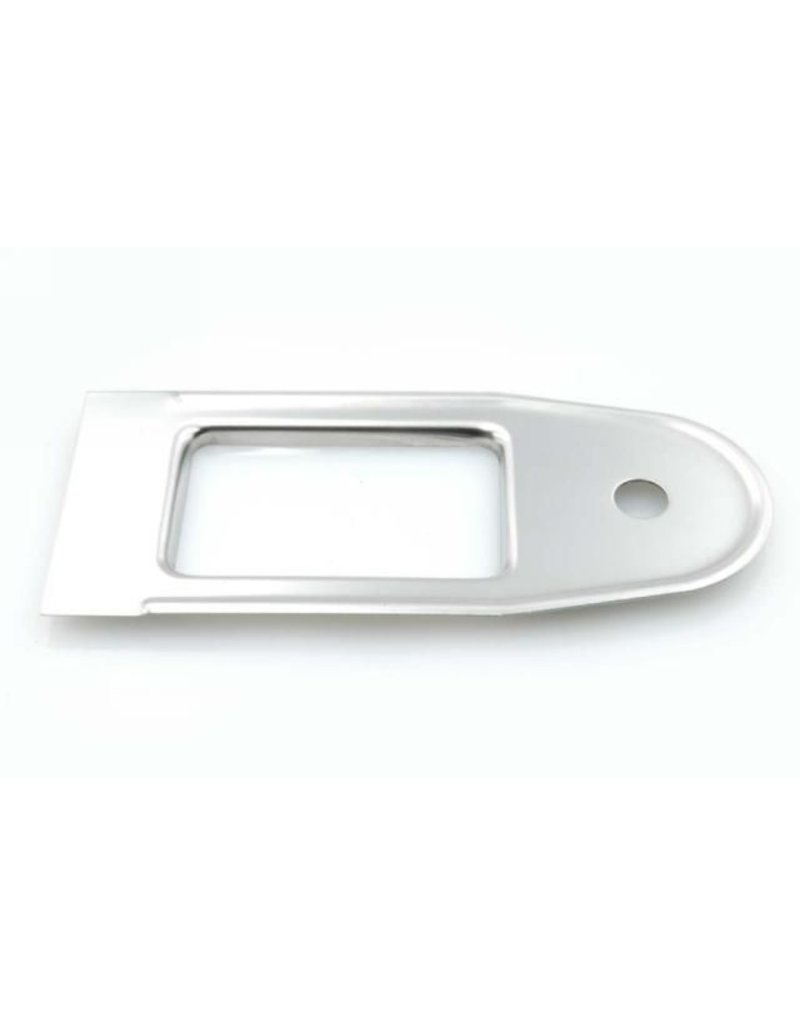 Check plate passage rear door Stainless steel Nr Org: D84260