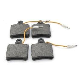 Plaquettes frein arrière avec indication d'usure SM 72-