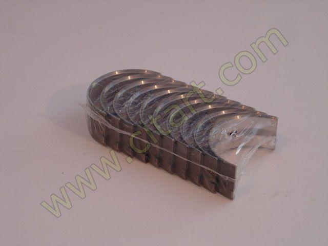 Crankshaft bearings 66- 0,50mm 5 paliers Nr Org: DX113038B