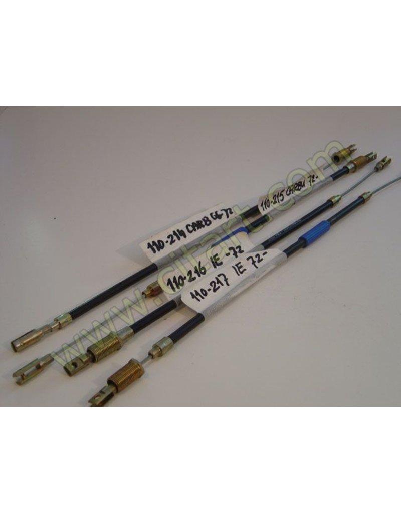 Cable de embrague 66-72 30297 Nr Org: DV3142D