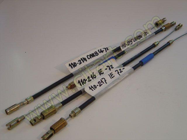 Cable de embrague 72- 30290 Nr Org: 5404245