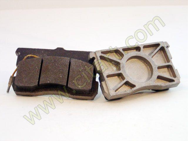 Brake pads 66- Nr Org: 5451478