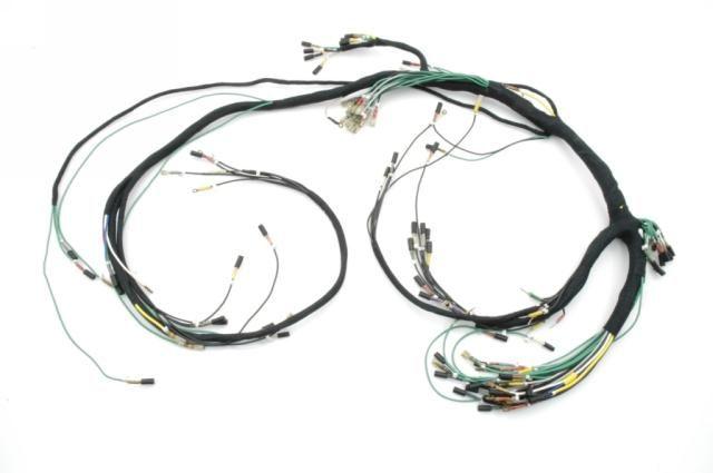 Cableria delantera (bateria derecha / alternador) pallas 69 Nr Org: DX511214A