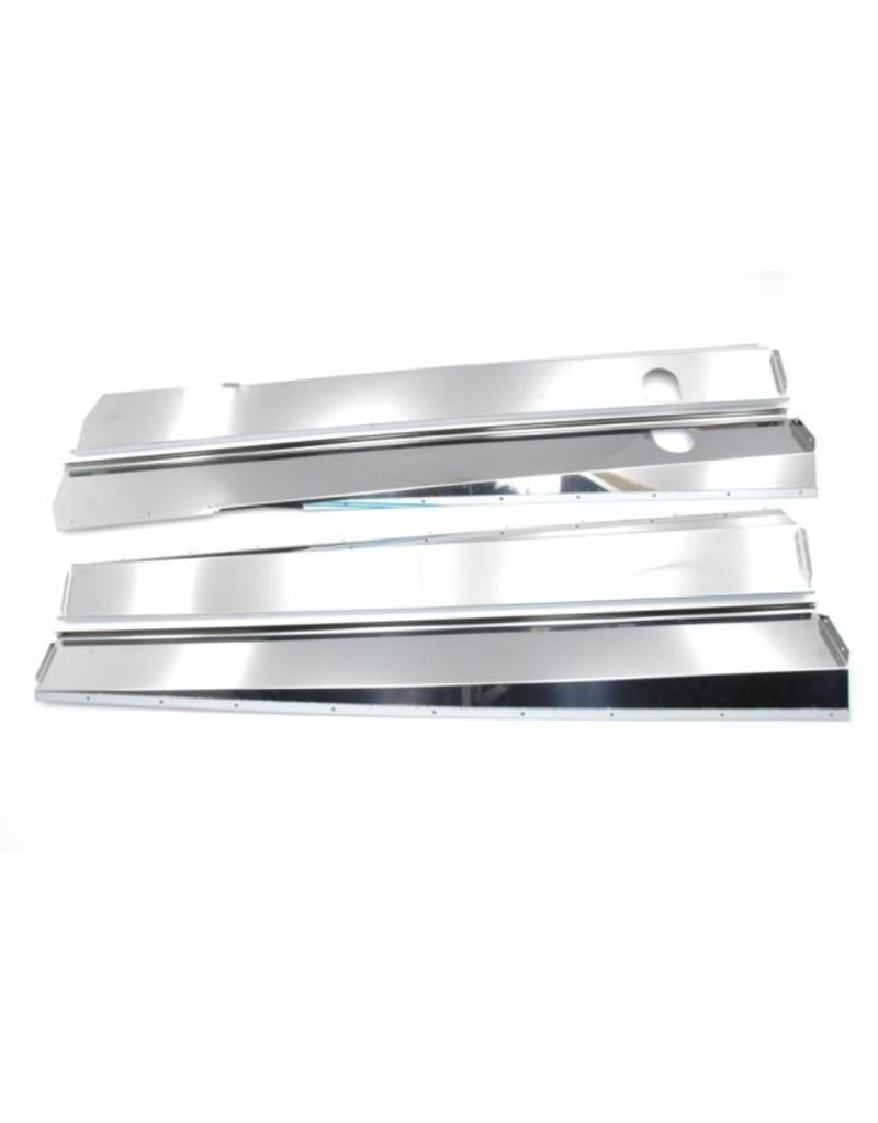 Body panels stainless steel shining Nr Org: DS85362B