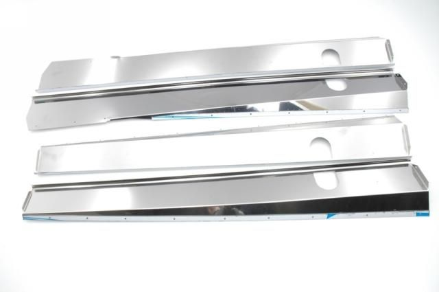 Body panels stainless steel shining break / cabriolet Nr Org: DS85363D